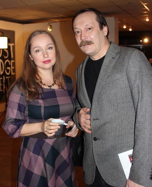 Екатерина Кирчак и Владислав Ветров