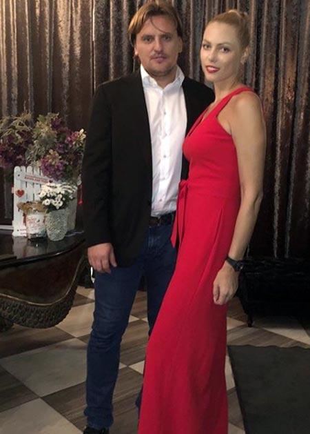Екатерина Полянская и Дмитрий Булыкин