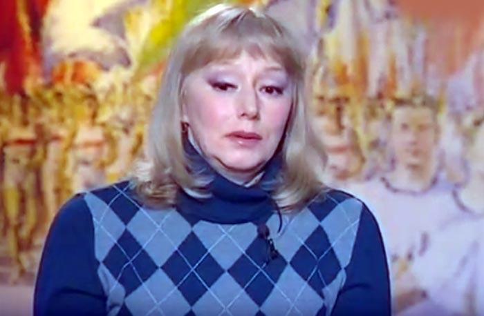 Елена Дриацкая сейчас