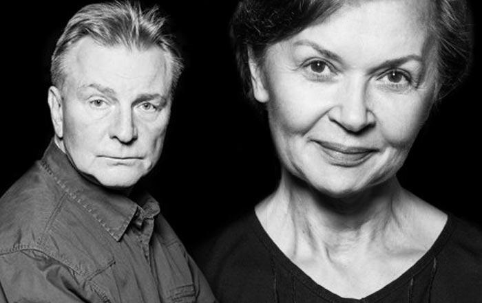 Евгений Бакалов и Татьяна Городецкая