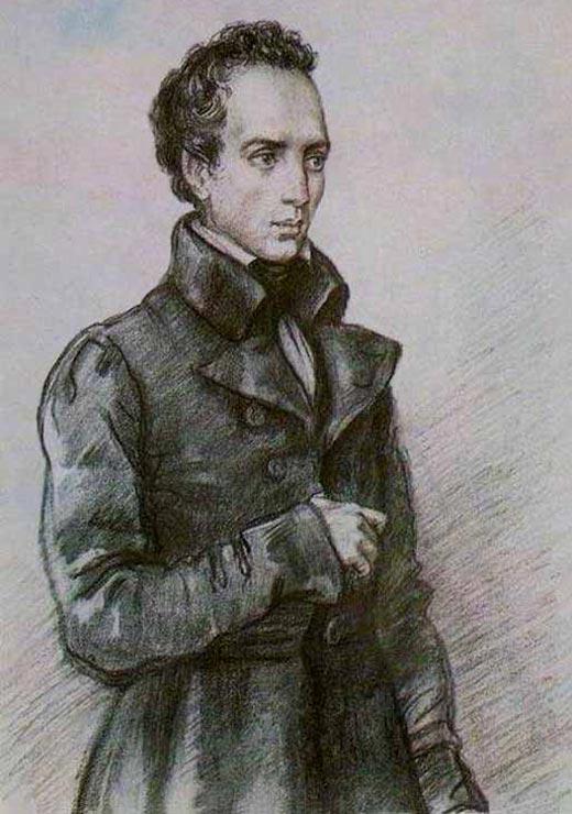 Евгений Баратынский 2