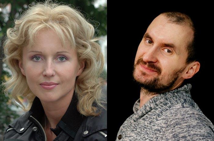 Ирина Ермолова и Александр Вахов