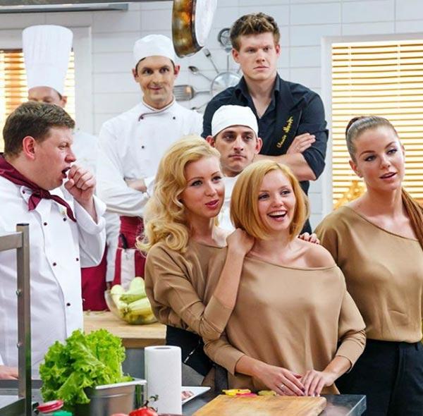 Ирина Темичева в сериале Кухня