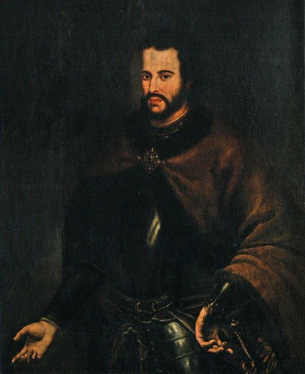 царь Иван V