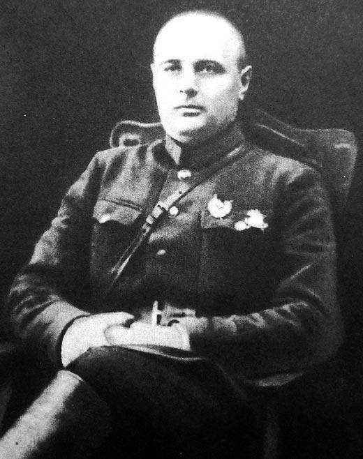 советский военачальник Кирилл Мерецков
