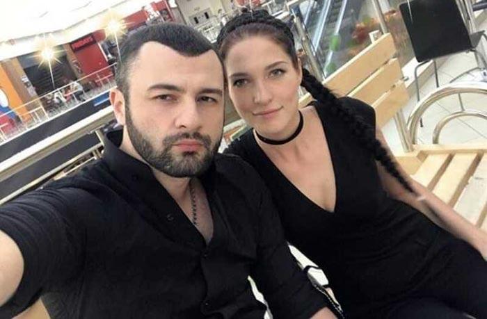 Константин Гецати и Соня Егорова 2