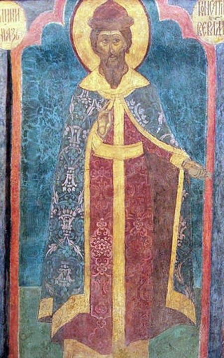 Великий князь Владимирский Константин Всеволодович