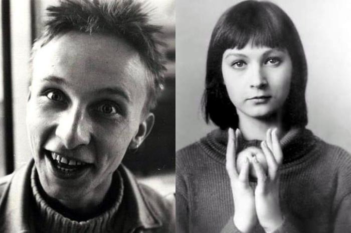 Ксения Качалина и Иван Охлобыстин