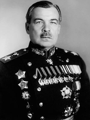 маршал Леонид Говоров