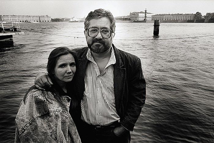 Лев Додин и Татьяна Шестакова