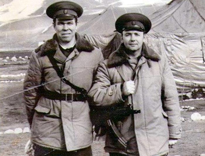 Лев Рохлин в Афганистане