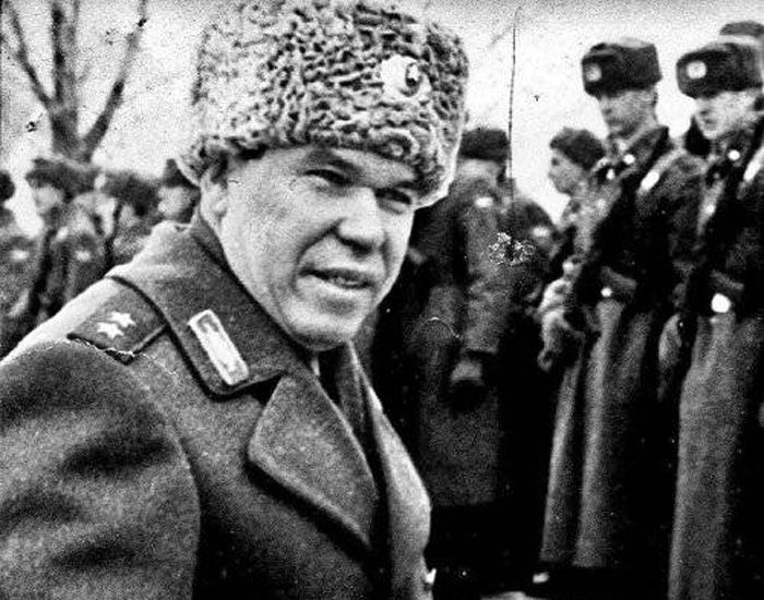 генерал Лев Рохлин