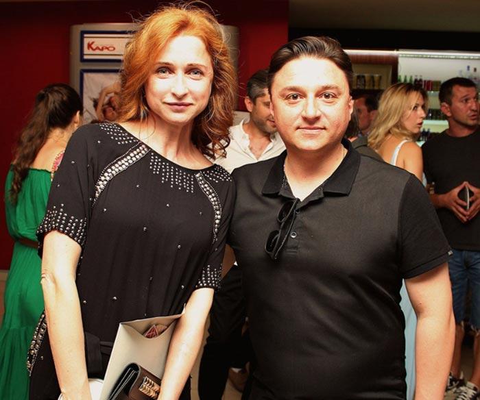 Максим Лагашкин и Екатерина Стулова