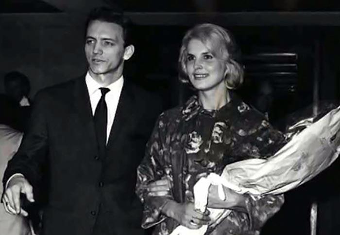 Маргарита Жигунова и Марис Лиепа