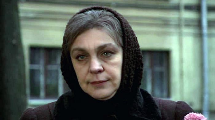 Марина Поляк Тяжёлый песок