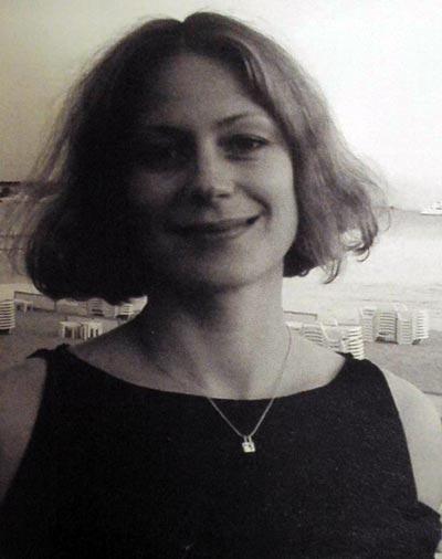 Мария Авербах первая жена Дмитрия Месхиева