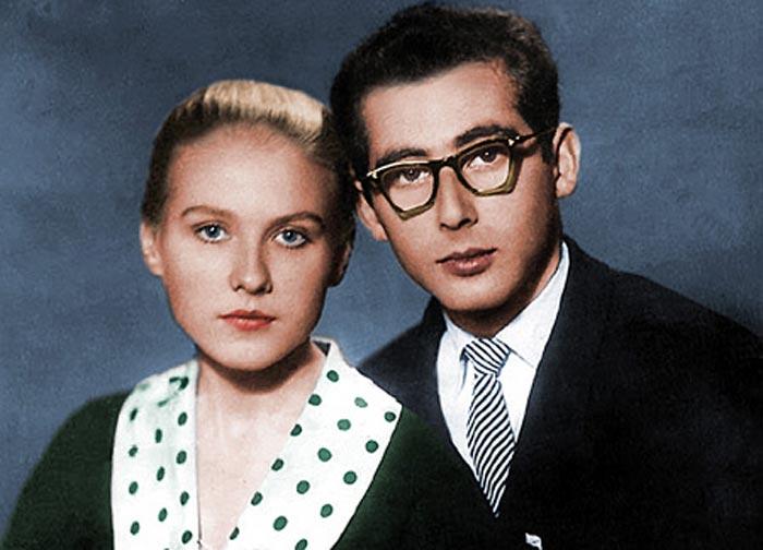 Мария Пахоменко и Александр Колкер