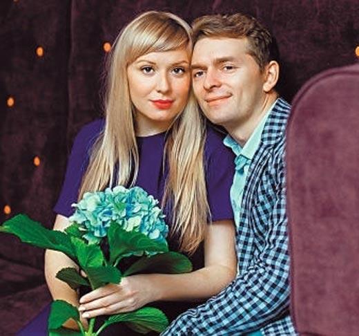 Мария Скорницкая и Дмитрий Скорницкий