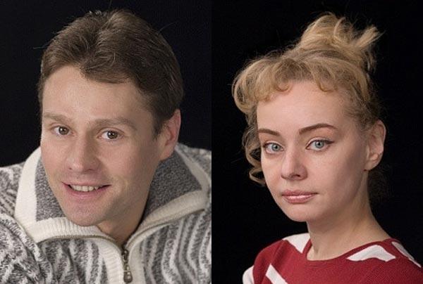 Максим Разуваев и Мария Селянская