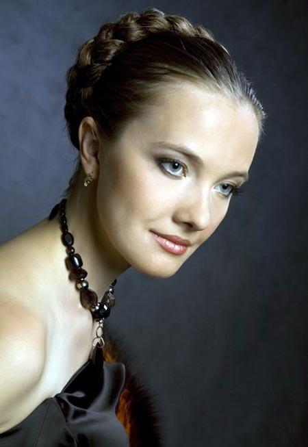 Майя Балашова в молодости