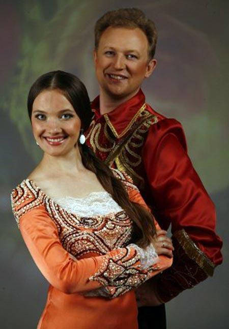 Майя Балашова и Сергей Коблов