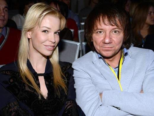 Михаил Гребенщиков и Екатерина