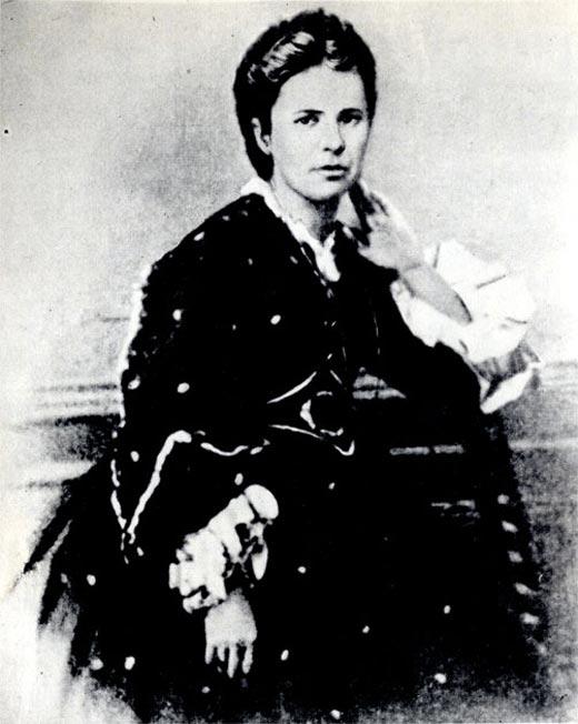 Надежда Дорошенко - жена Константина Ушинского