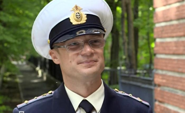 Никита Плащевский Горюнов
