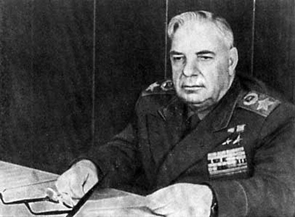 Маршал Советского Союза Николай Крылов