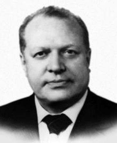 Николай Дмитриевич Устинов