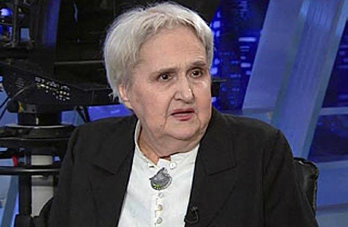 Нонна Бодрова в старости