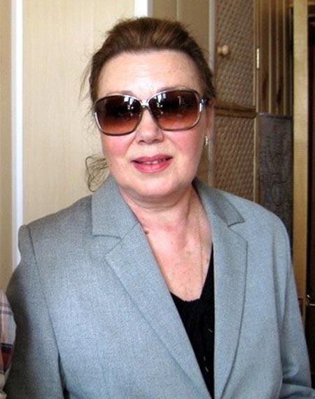 Ольга Гаспарова сейчас