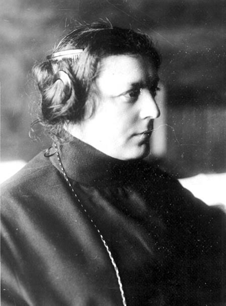 Ольга Каменева первая жена Льва Каменева