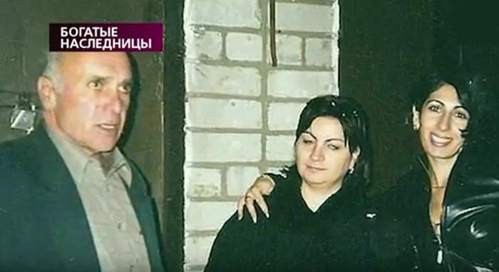 Отец Алены Галлиардт