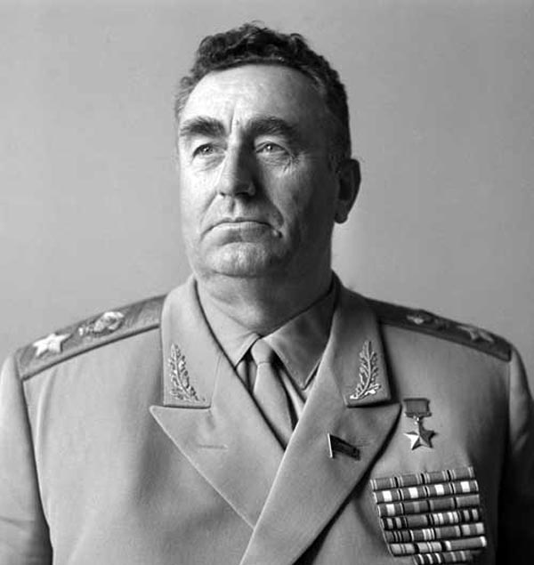 Маршал Советского Союза Павел Батицкий