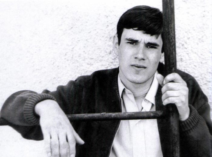 Павел Чухрай в молодости