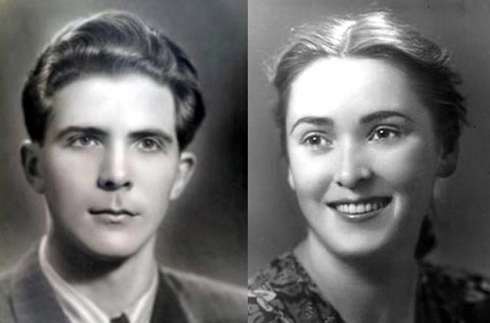 Павел Шальнов и Софья Павлова