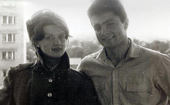 Петр Порошенко и жена Марина