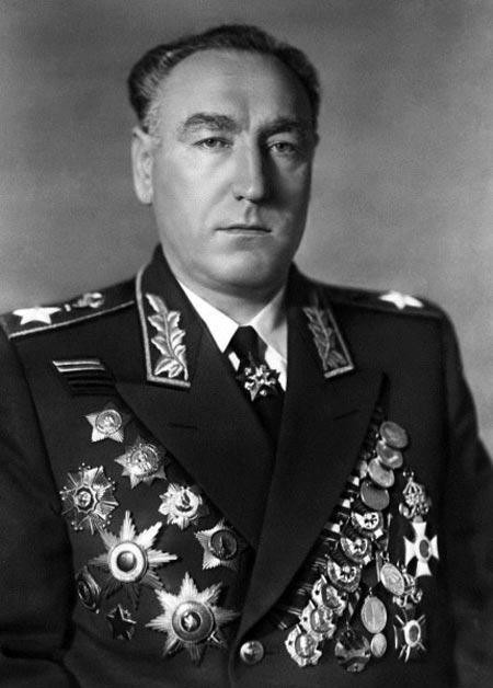Маршал Сергей Бирюзов