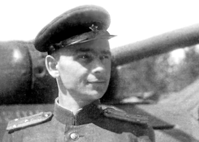Сергей Соколов во время войны