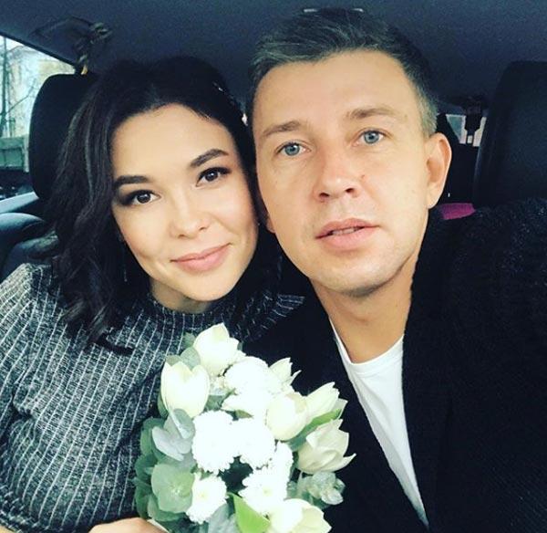 Сергей Шарифуллин и жена Вера