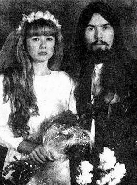 Сергей Троицкий и первая жена