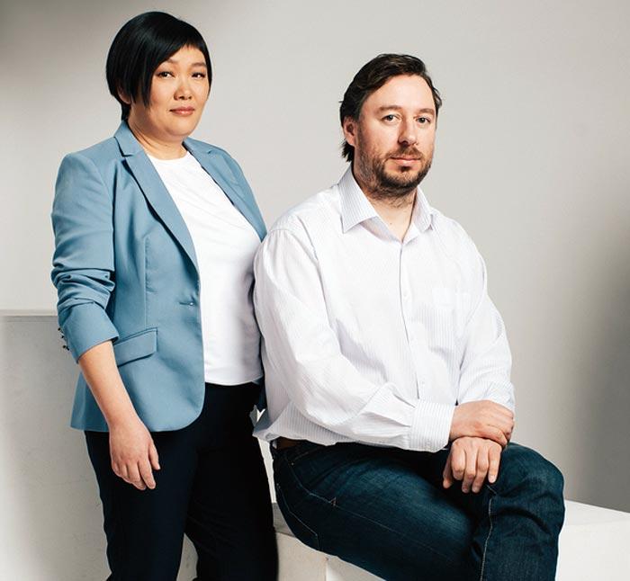 Татьяна Бакальчук и Владислав Бакальчук