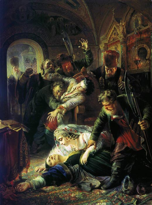 Убийство Федора II Годунова