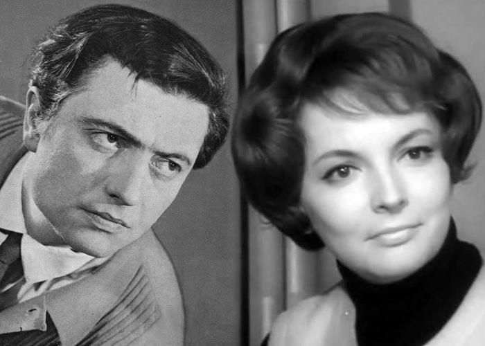 Вадим Бероев и Эльвира Бруновская