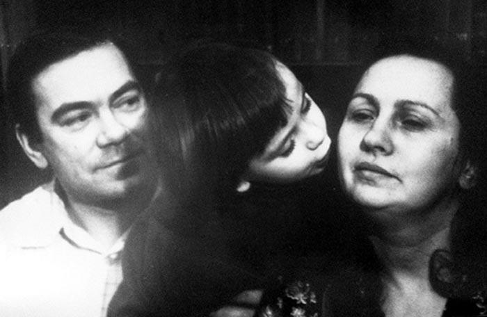 Вадим Яковлев и жена Светлана