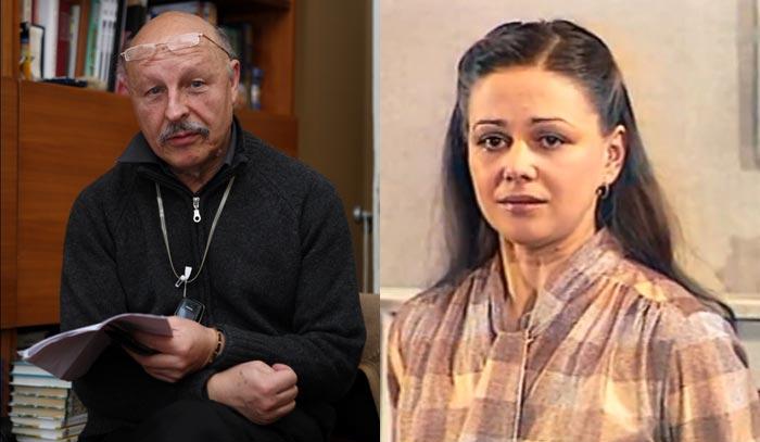 Валерий Харченко и Клара Белова