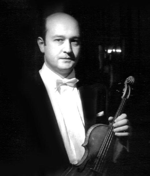 Валерий Ойстрах сын Игоря Ойстраха