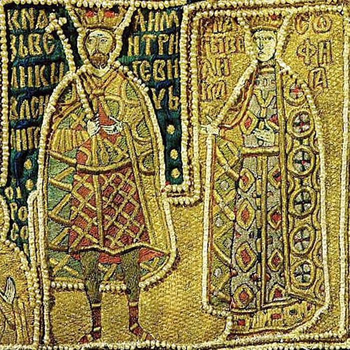 Василий I Дмитриевич и Софья Витовтовна
