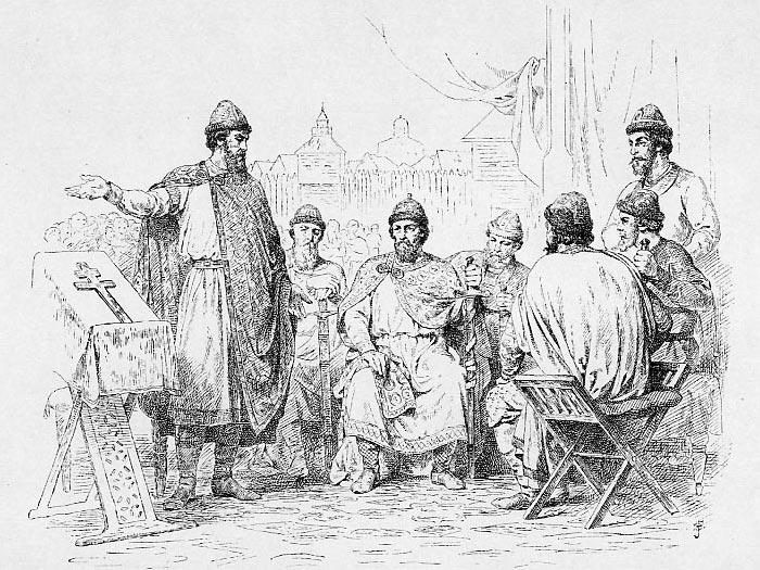 Великий Князь Святополк Михаил